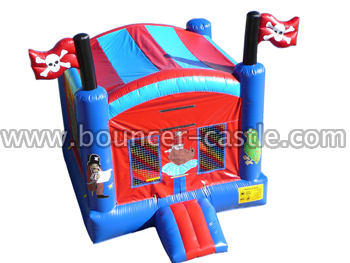 GB-172 Pirate theme bouncer