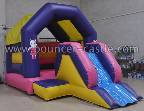 GB-258 Kitty bounce slide