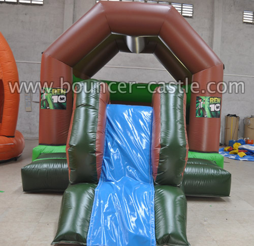GB-260 Ben10 bounce slide
