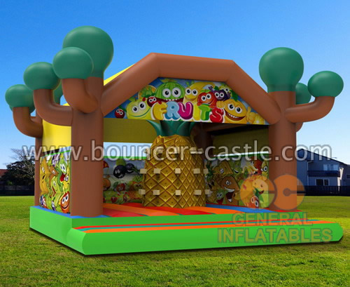 GB-331 Fruit bounce house