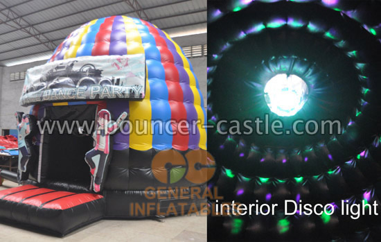 GB-334 Disco dance dome