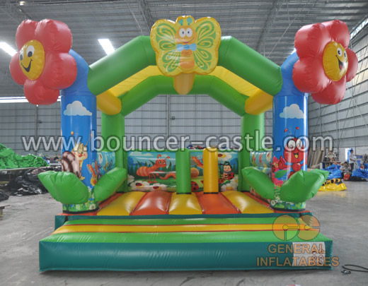 GB-403 Flower jumping house