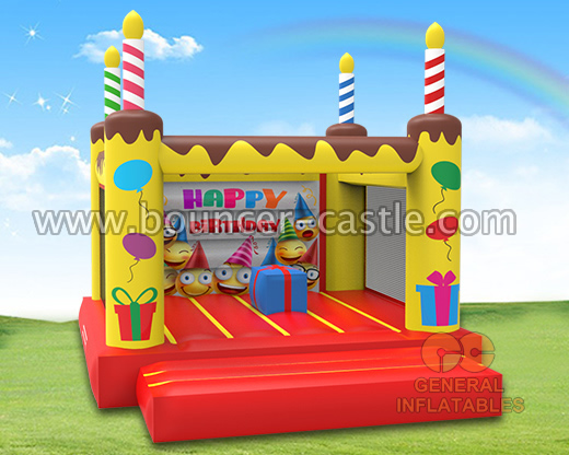 GB-406 Birthday bounce house