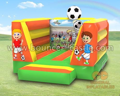 GB-443 Soccer bouncer
