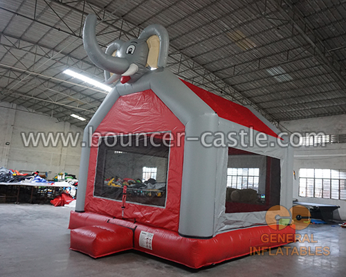 GB-463 Elephant bounce house