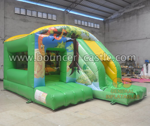 GB-52 Jungle house with slide