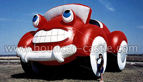 GCar-18 inflatable cartoon for advertising