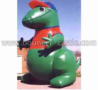 GCar-24 Inflatable dinosaur for sale