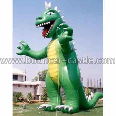 GCar-32 inflatable dinosaur  for sale