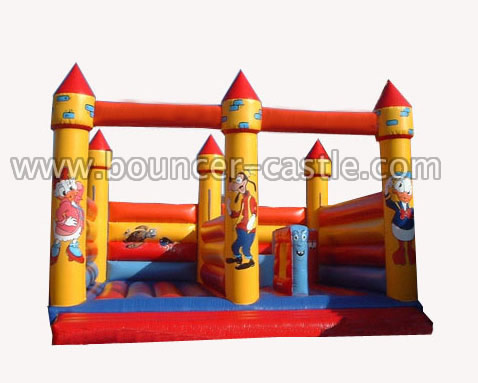 GC-104 Inflatable Castles for sale