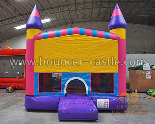 GC-173 Plain bounce house