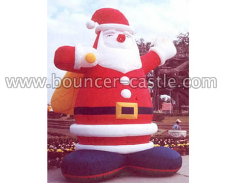 GX-11 Inflatable Santa Clause