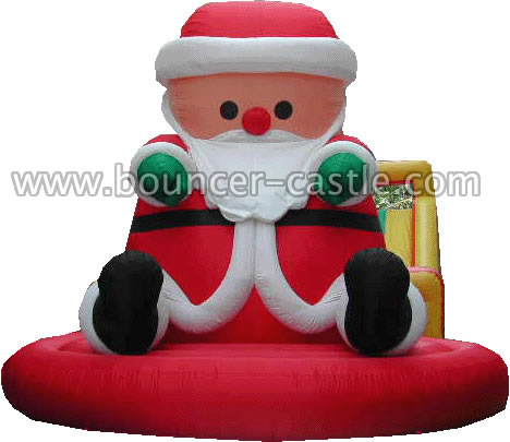 GX-15 Inflatable Santa Clause
