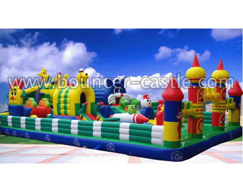 GF-13 Inflatable Funland