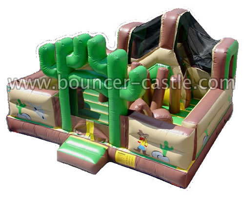 GF-34 Inflatable Mexican Cactus Funland