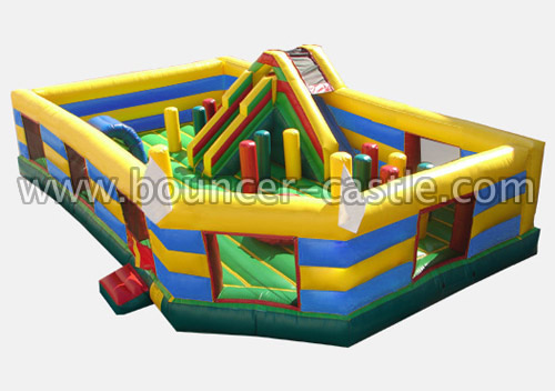 GF-53 Inflatable playground for kids
