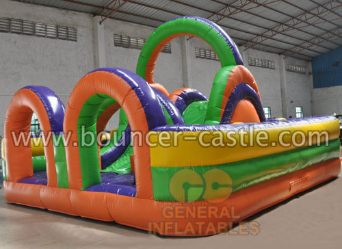 GF-60 Inflatable funland