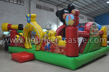 GF-64 Mickey funland inflatables