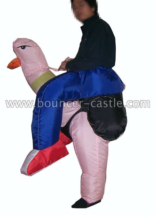 GM-14 Goose Inflatable Moving Cartoon