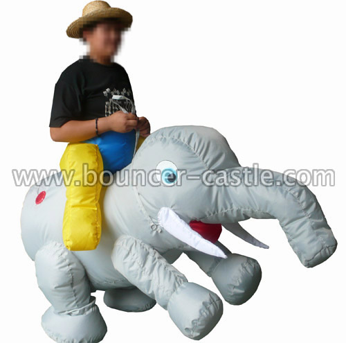 GM-5 Elephant Inflatable Moving Cartoon