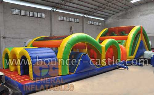 GO-102 Giant Obstacle Courses