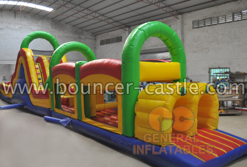 GO-104 Obstacle Course