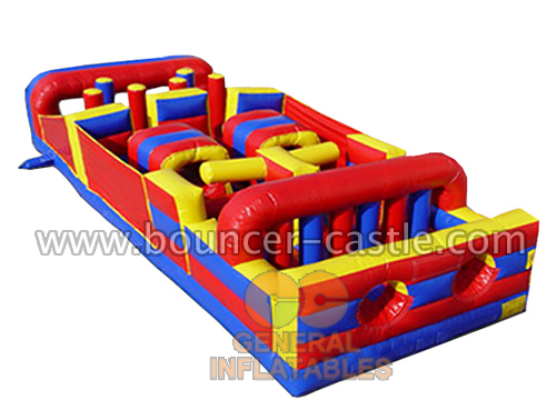 GO-115 Adventure obstacle course
