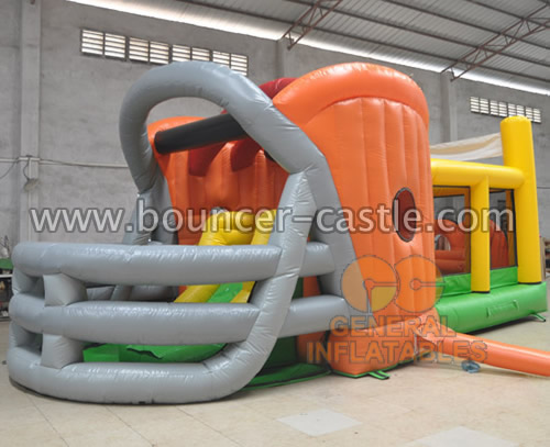 GO-121 Rugby inflatable obstacle