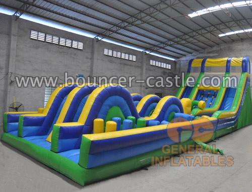 GO-127 Mega obstacle course