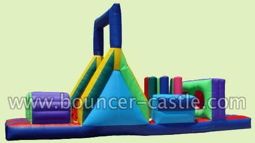 GO-23 obstacle course inflatables