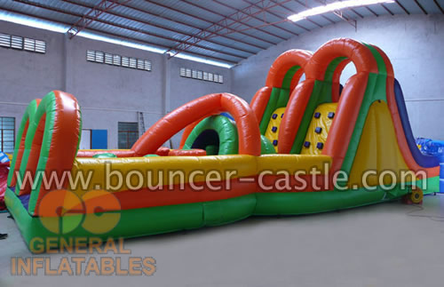 GO-24 inflatable games for sale