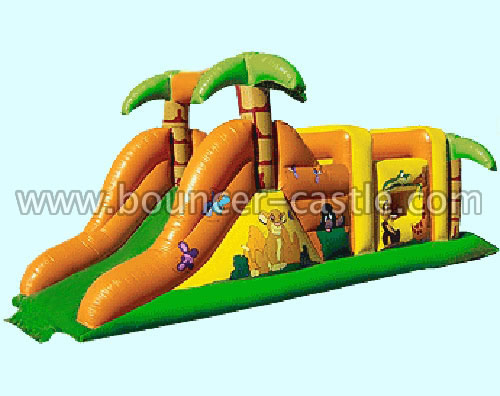 GO-53 Jungle Courses Inflatable