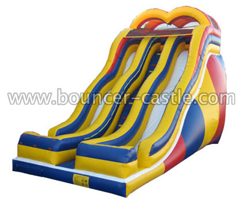GS-156 Wave Slide Inflatables
