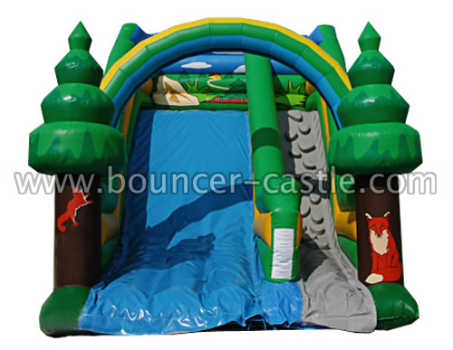 GS-164 Inflatable Slide Forest