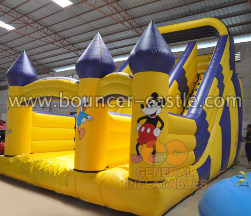 GS-169 inflatable slides