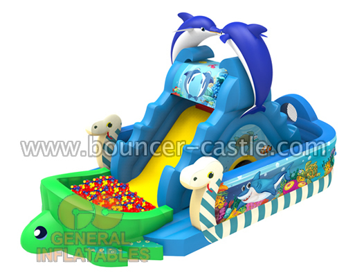 GS-200 Under the sea slide