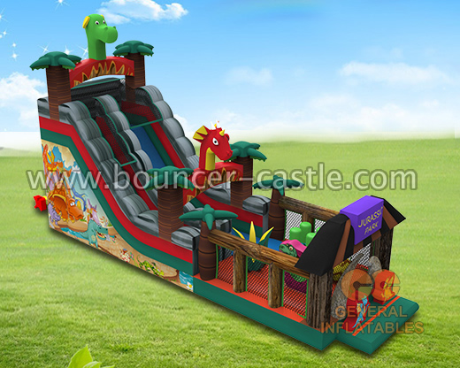 GS-256 Dinosaur slide