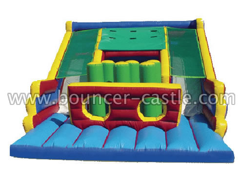 GS-30 Inflatable slide and combo