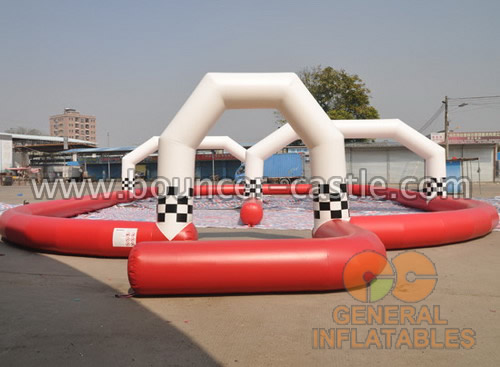 GSP-173 Inflatable Racing track