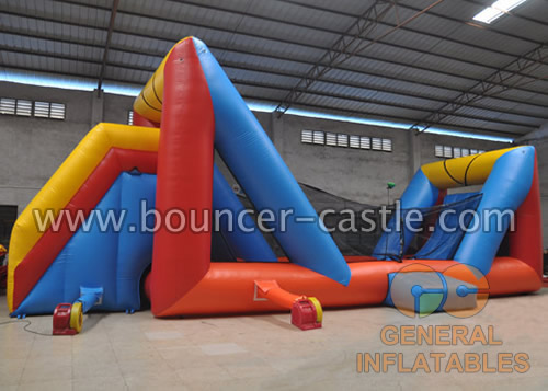 GSP-207 Inflatable Zipline
