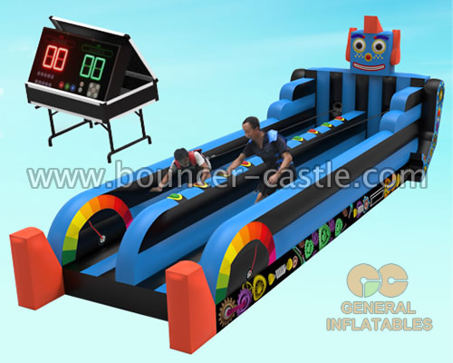 GSP-221 Robot bungee run interactive play system