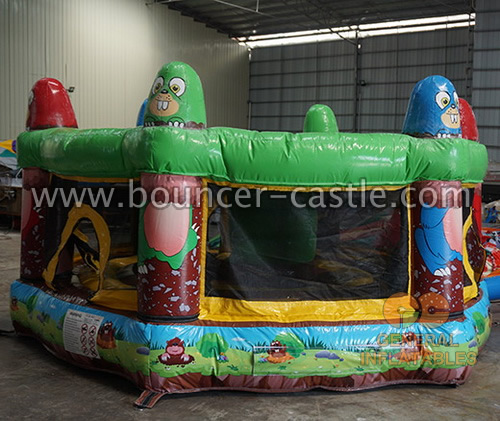 GSP-250 Inflatable Whac-A-Mole