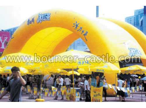 GTE-10 Inflatable Advertising Tunnel Tent
