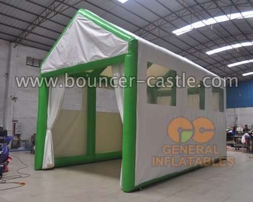 GTE-39 Airtight tent with curtain
