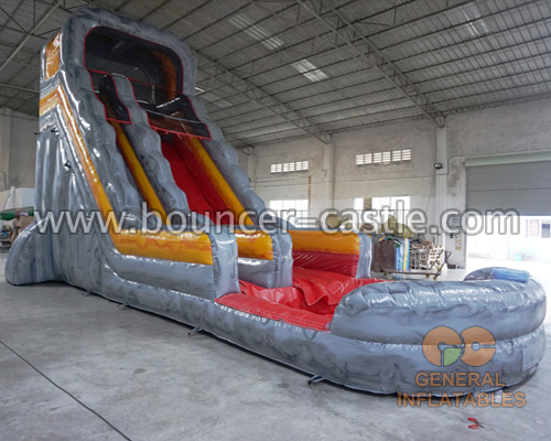 GWS-338  Inflatable water slide