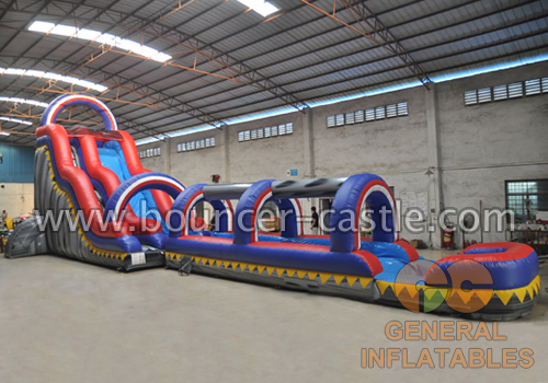 GWS-4 Water slide with slip