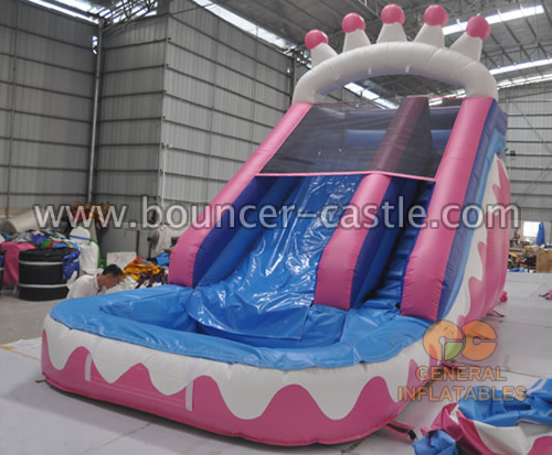 GWS-54 Princess water slide