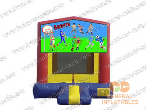 Inflatable Sports Jumper