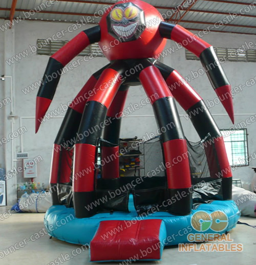 Spider bounce