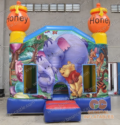 Inflatable winne the pooh jumpers for sale